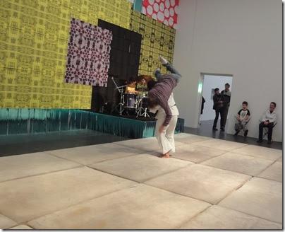 Kunstmueum Luzern - Performance - Vreni Spieser - 05