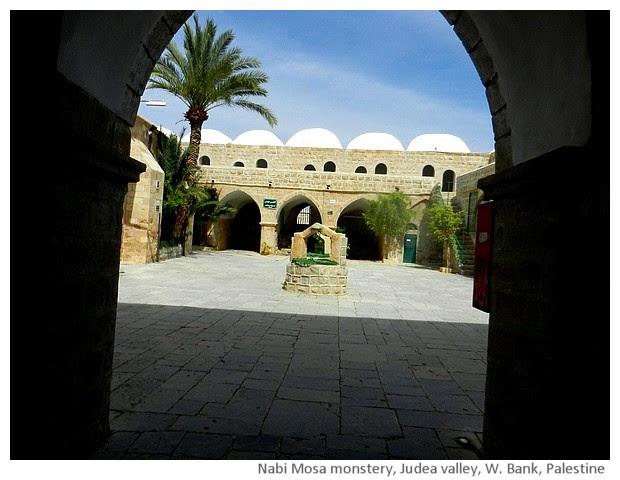 Nabi mosa monastery & mosque, West Bank, Palestine