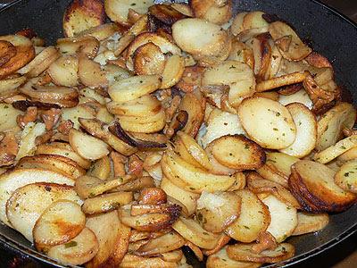 pommes de terre et girolles.jpg