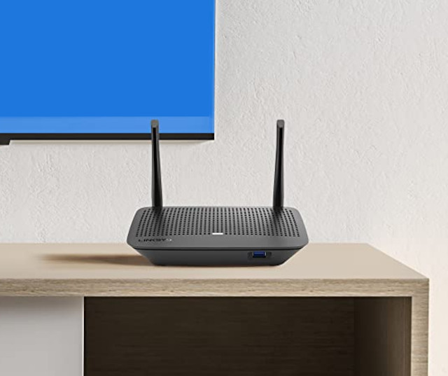 【Linksys MR6350 報價 $788】 雙頻 Router:四核心、Mesh 功能
