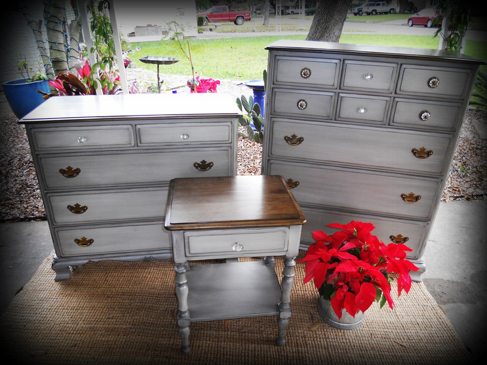 Grey Bedroom Furniture Sets