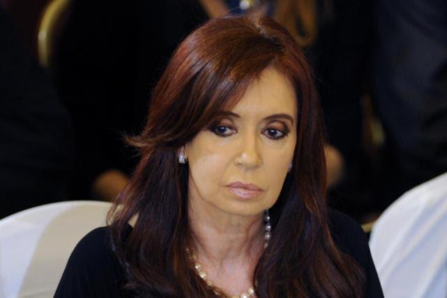Cristina Kirchner está internada por infecção intestinal Pablo PORCIUNCULA/AFP