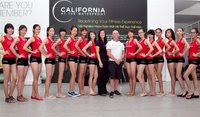 đồng phục gym california