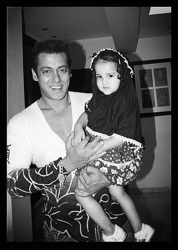 Marziya Shakir And Being Human Salman Khan by firoze shakir photographerno1
