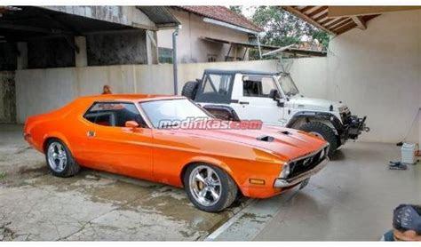 ford mustang grande restored harga mahal khusus