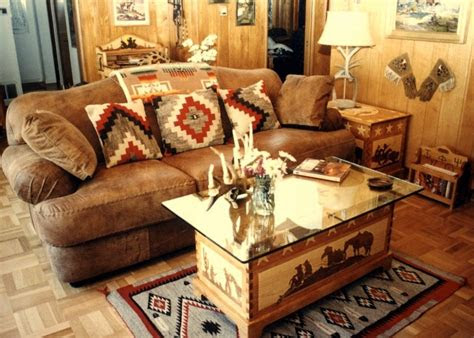 cowboy living room living room rustic living room