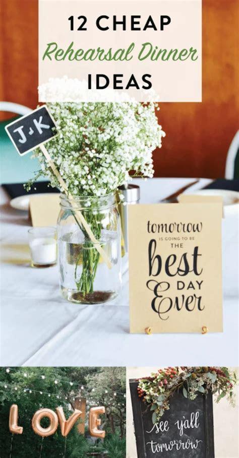 Best 20  Rehearsal dinner decorations ideas on Pinterest
