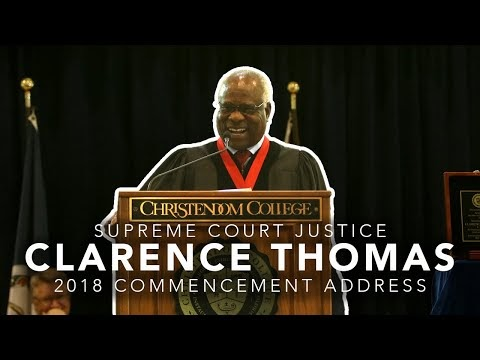 Justice Clarence Thomas, The Rosary, and His First Homily as Priest