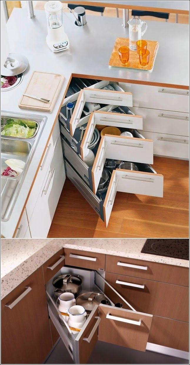 Design Kabinet Dapur Kecil | Ide Rumah Minimalis