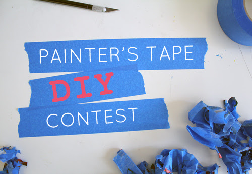 Painters Tape Diy Contest Designsponge