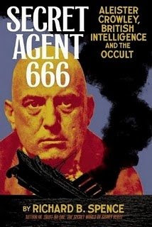 Capa da Spence Secret Agent 666