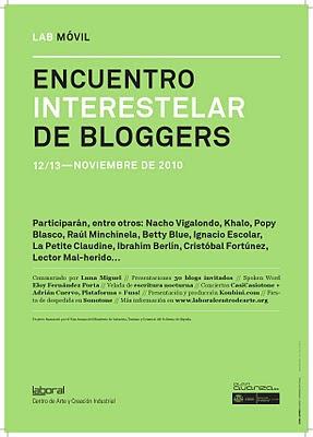 Interestelar de Bloggers