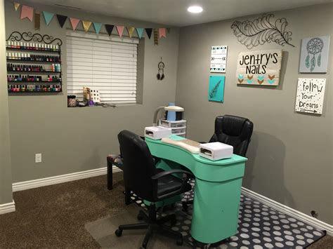 home nail salon crafts home nail salon home hair