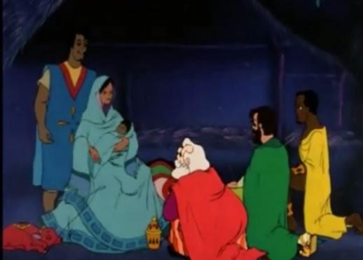Película De Los 3 Reyes Magos Dibujo Animado Clásico Cuando Era