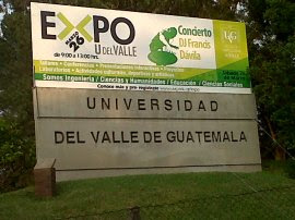 Expo UVG 2011