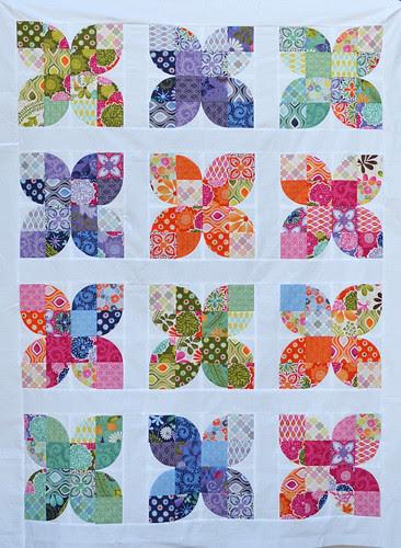 Butterflies - top done