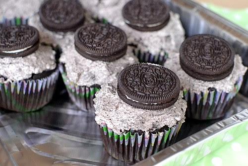 Oreo Cupcake1