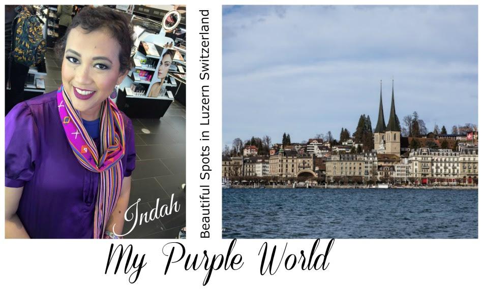 Beautiful Spots in Luzern Switzerland