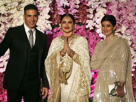 Akash Ambani Shloka Mehta wedding: Who was at the reception?