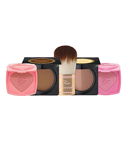 TOO FACED Beautifully Blushed and Bronzed set