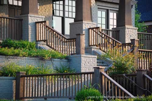 Porch Hnd Rails | Deck Hand Rails | Outdoor Hand Rails