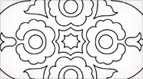 Hungarian Hand Embroidery Pattern 1