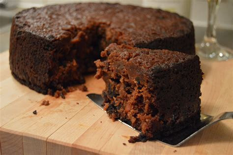 Caribbean Black Cake Recipe ? Dishmaps