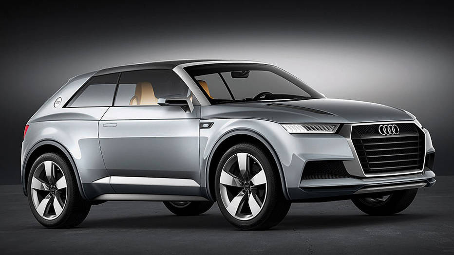 Audi Q2 and More New Crossovers Are Coming for 2016 [News ...