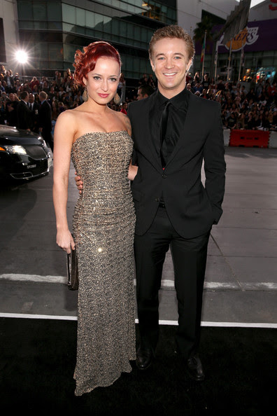 """Michael Welch - Premiere Of Summit Entertainment's """"The Twilight Saga: Breaking Dawn - Part 2"""" - Red Carpet"""