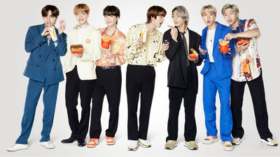 McDonald's x BTS: Show-stopping Collab merch line on ...