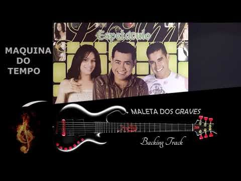 Backing Track pra Contra Baixo - MAQUINA DO TEMPO - Play Along
