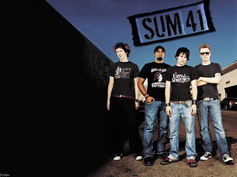 Rock Band Wallpapers: Canadian Melodic Punk Rocks : SUM 41
