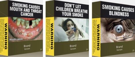 Cajetillas de tabaco con el empaquetado genérico. | Reuters
