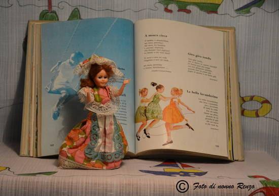 Bambolina del passato