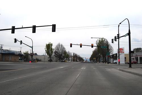 SR 20 @ US 395 southward