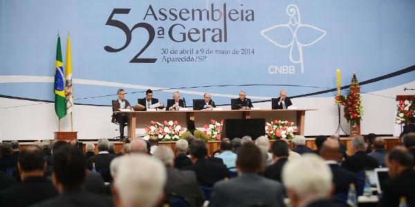 Realidade da Igreja no Brasil será tema de reflexão dos bispos