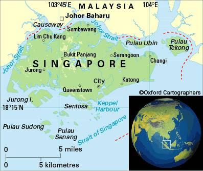 Αποτέλεσμα εικόνας για σιγκαπούρη χάρτης