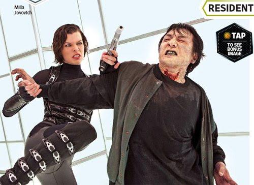 Revista publica novas imagens de Resident Evil 5: Retribuição