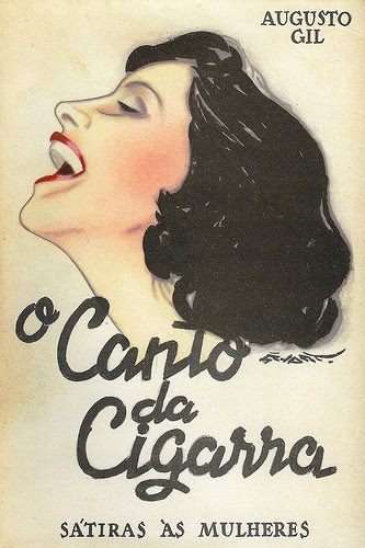 Canto da Cigarra, ilustração de Stuart Carvalhais