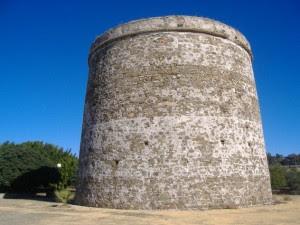 Torre de la Arenilla, en Palos de la Frontera. / Foto: pueblos-espana.org.