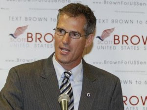 Obama s Agenda Done in by a Nude Model Scott Brown s