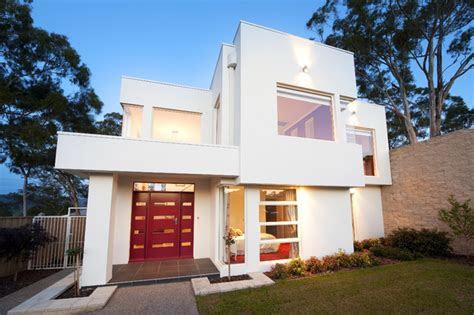 simple elegance  design unity modern exterior