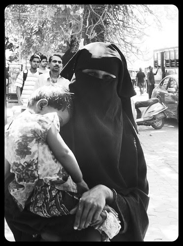 Mama When Will This End ..Begging On Streets At Every Bend by firoze shakir photographerno1