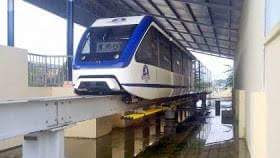 Calabar Electric Light Rail Ready For Inauguration (Photo)