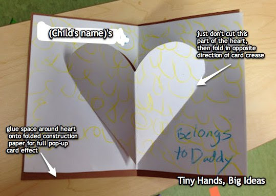 homemade birthday card ideas for dad from daughter