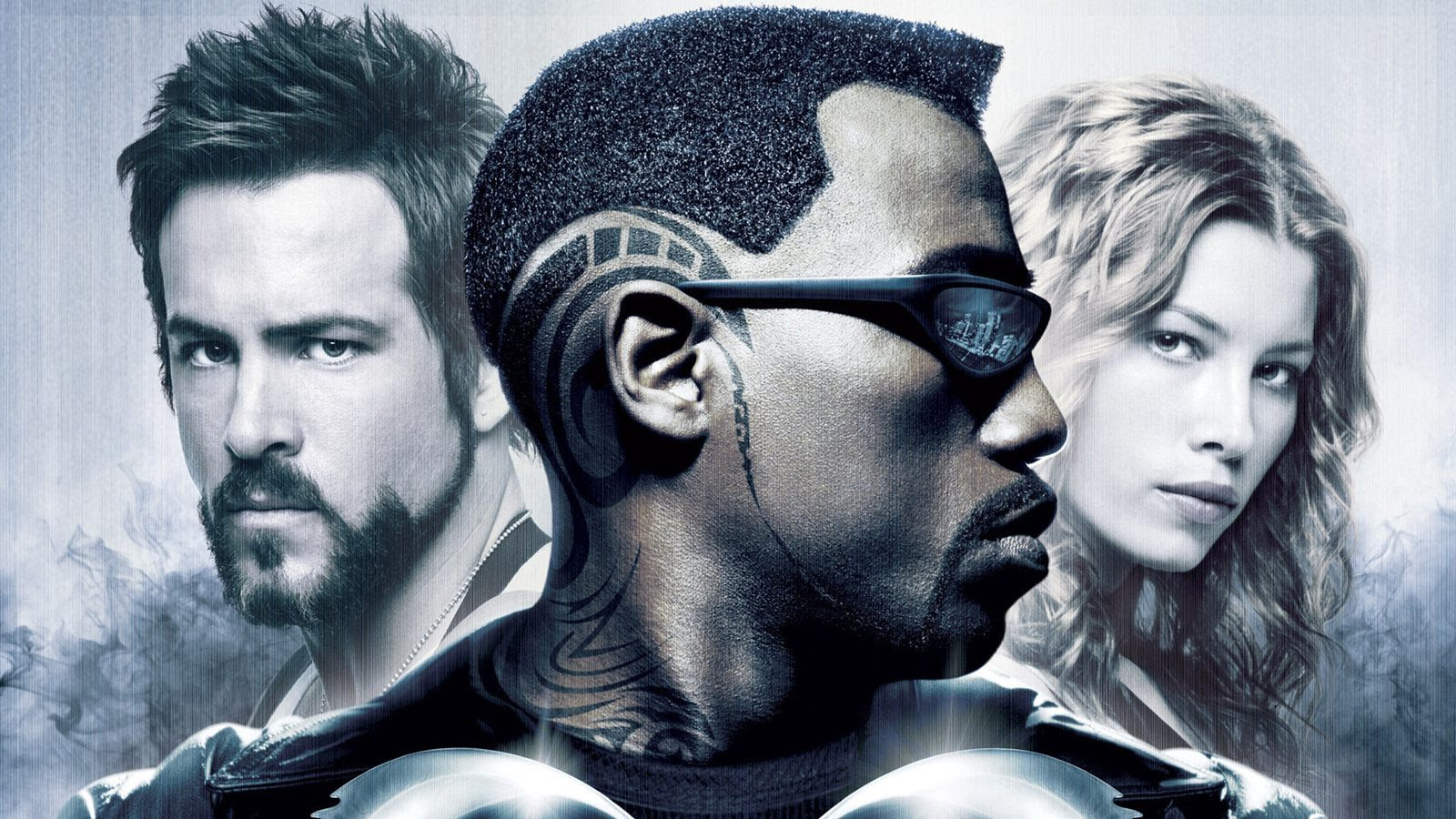 Image result for blade trinity
