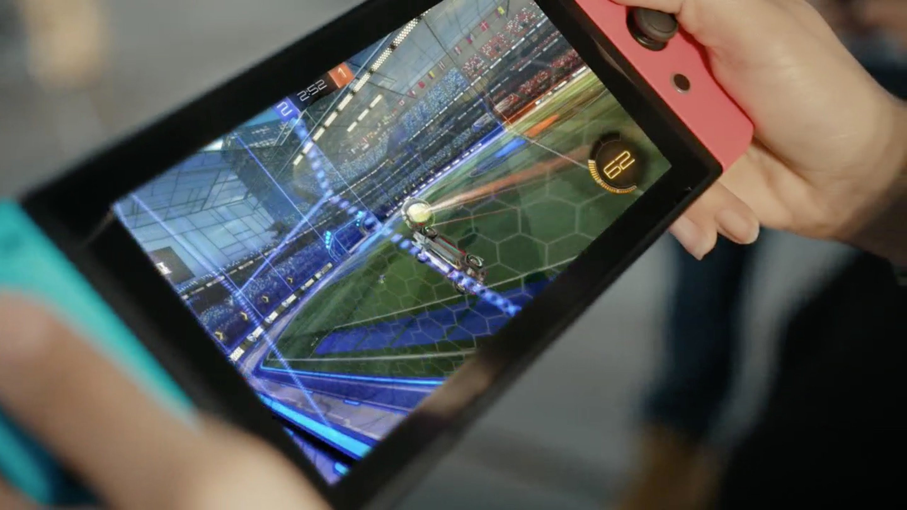 Looks like Rocket League is coming to Switch screenshot