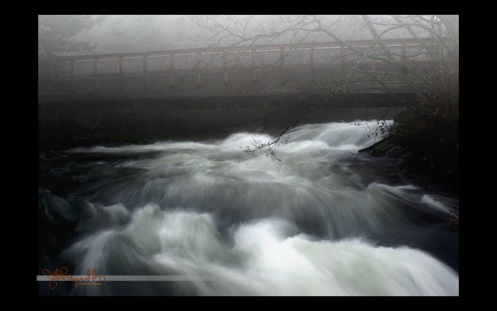 Whatcom Creek Bridge 2010