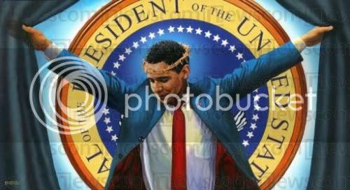 Obama Christ