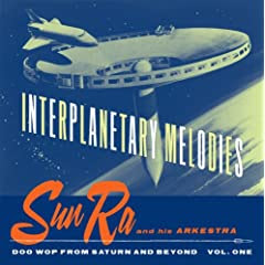 Sun Ra Interplanetary Melodies cover